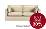 Medbourne Medium Sofa (Loose Fabric)