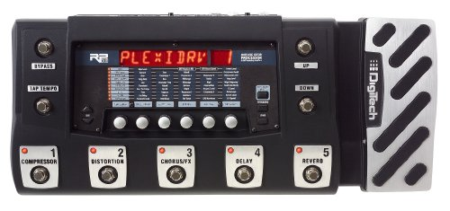 Digitech RP500 Modeling Guitar Processor