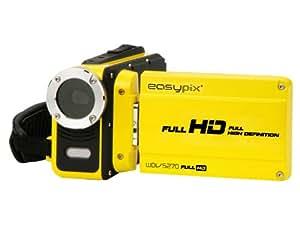 Easypix WDV 5270 Lagoon - Camescope numérique Full HD