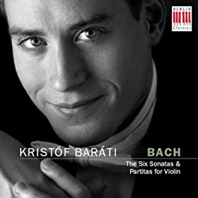 Bach (The Six Sonatas & Partitas for Violin)