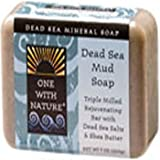 One with Nature Soaps Almond Bar Soap