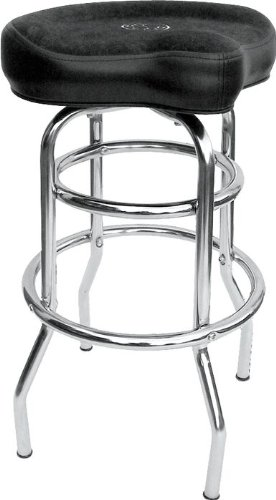 How To See Roc N Soc Tower Saddle Seat Stool Black Tall