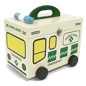 救急箱 救急車 G-2349N CureMate(キュアメイト)