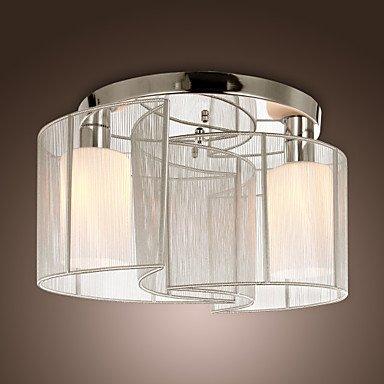 luce di soffitto camera da letto design moderno 2 luci , 220-240V