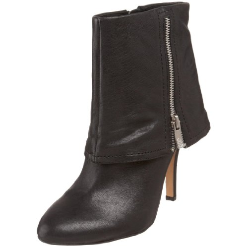 Vince Camuto Women's Quale Ankle Boot,Black,7.5 M US