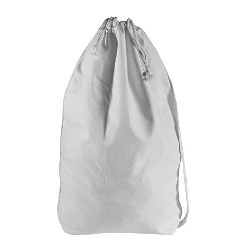 100 Cotton Canvas 22 By 32 Inches Carry Laundry Bag
