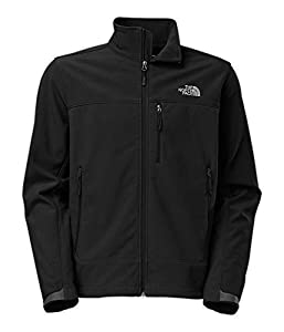 The North Face 611C757 Apex Bionic Jacket for Men, TNF Black & TNF Black - Medium by The North Face