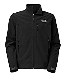 The North Face 611C757 Apex Bionic Jacket for Men, TNF Black & TNF Black - 2XL