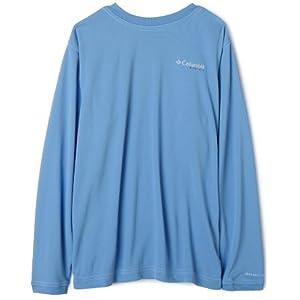 Columbia Boys 8-20 Skiff Guide Longsleeve Shirt