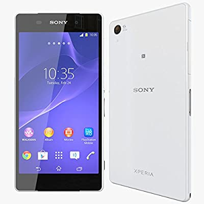 Sony Xperia Z2 (White, 16 GB)