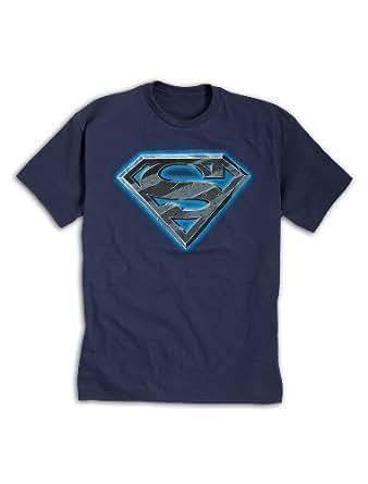 Superman Logo Big & Tall Short Sleeve Graphic T-Shirt
