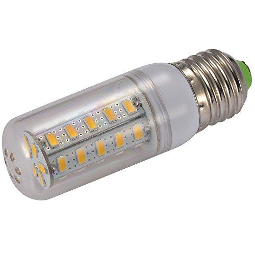 Mudder® 5W E27 5730 Smd 36-Led Warm White Light 360-Degree Corn Bulb Lamp 110V