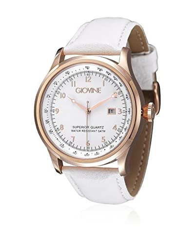 Giovine Reloj Casanova Tempo Oro Rosa / Blanco