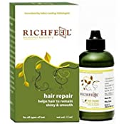 Richfeel Hair Repair Helps Hair To Remain Shiny & Smooth (60 Ml)