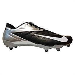 Nike Mens Vapor Pro Low D 13 Black/Metallic Silver/White