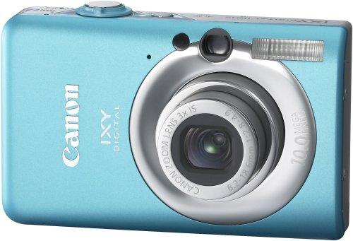 Canon デジタルカメラ IXY DIGITAL (イクシ) 110 IS ブルー IXYD110IS(BL)