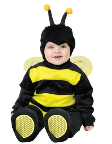 Charades Infant Baby Toddler Bumblebee Bee Halloween Costume