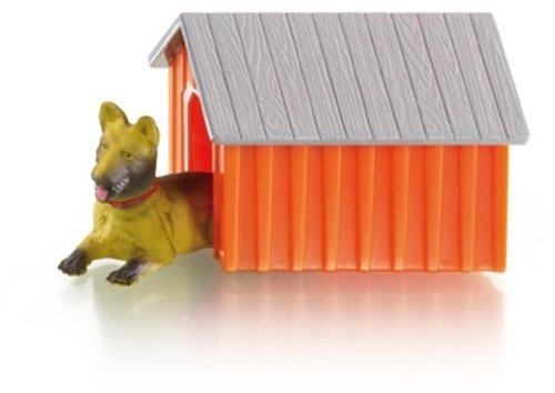 Siku 1010 - SIKU Farmer Hund mit Hundehütte