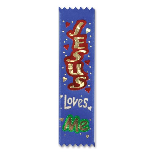 jesus lvs me value pack ribbon