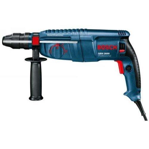 Bosch-Professional-GBH-2600-Bohrhammer-SDS-plus-Wechselfutter-13-mm-Schnellspannbohrfutter-720-W-Koffer-0611254803