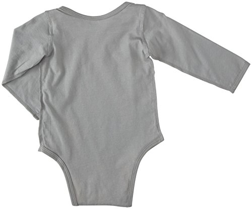 i play. Unisex Baby Brights Organic Bodysuit Grey L (12 18 Mo) newborn baby boy girl infant warm cotton outfit jumpsuit romper bodysuit clothes