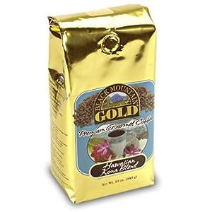 Click to buy Hawaiian Kona Blend Coffee - 12 oz. Groundfrom Amazon!