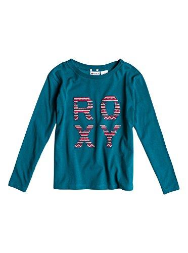 Roxy -  Maglia a manica lunga  - ragazza Blu Marocchino T06