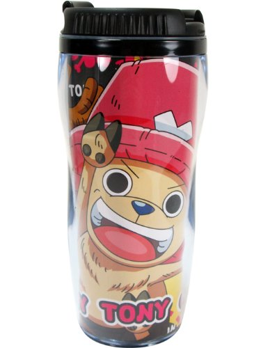 Tony Tony Chopper Travel Coffee Cup - One Piece Travel Thermos (One Piece Chopper Mug compare prices)