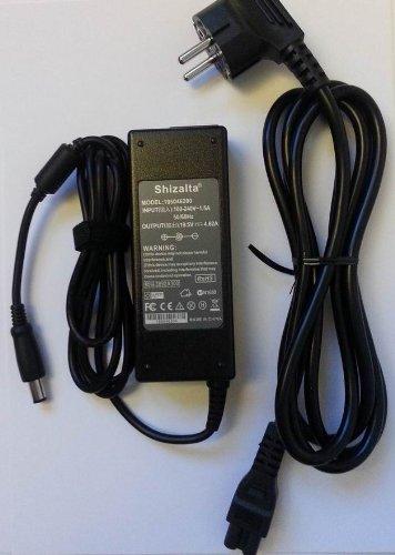 Shizalta(TM) Netzteil Ladegerät Für Dell Latitude Laptop E4200 E4300 E4310 E5400 E5410 D800 D810 D820 D830 D630c D600 D610 D620 D630 D631 D500 D505 D510 D520 D530 D531 13 2100 2110 2120 D620 D630 D400 D410 D420 D430 PA-10 PA-12 PA-3E Family AC adapter 310-7697 310-9050 310-9249 310-9438 310-9439 U092 DF263 F7970 310-7696 0J62H3 LA90PE1-01 DA90PE0-00 FA90PE1-00 ADP-90VH D 19.5V 90w 4,62A