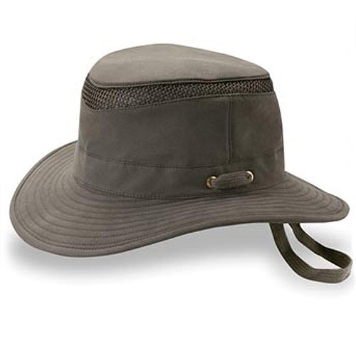 Tilley Organic Airflo Hat (7, Olive)
