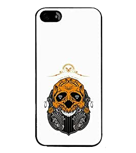 ifasho Designer Phone Back Case Cover Apple iPhone 5S ( Map Search )