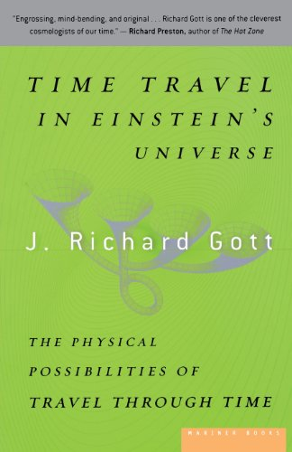 Time Travel in Einstein's Universe: The Physical Possibilities of Travel Through Time (Az Central J compare prices)