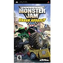 12 Urban Circuit Tracks ? Monster Jam Urban Assault (ACTIVISION)