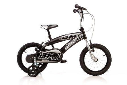 DINO BMX BIKE 165XC 16 pulgadas, Bicicleta de niño, Kidsbike , bicicleta, bicicleta del niño , la bici, velocípedo , bicicleta , ciclismo noir, estabilizadores • 16 pulgadas 4-7 años 105-135cm 47-55cm elevación del asiento