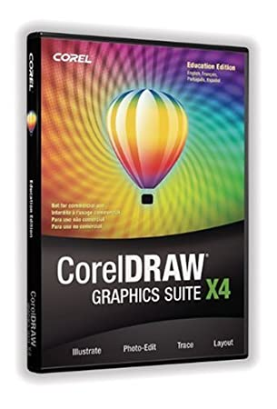 CorelDRAW Graphics Suite X4 Education Edition [DVD]