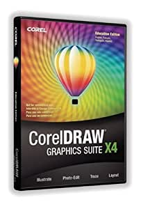 CorelDRAW Graphics Suite X4 Education Edition  (bilingual software)