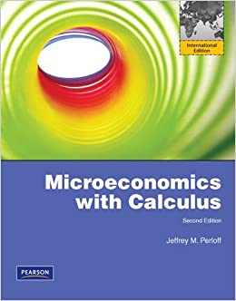 Intermediate microeconomics and its application solutions