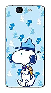 UPPER CASE™ Fashion Mobile Skin Vinyl Decal For Micromax Canvas Knight A350 [Electronics]