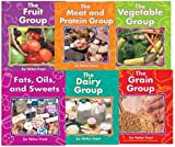 The Food Guide Pyramid Book Set