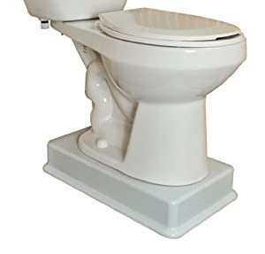 Amazon Com Dss Easy Toilet Riser Health Amp Personal Care