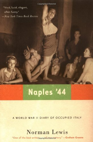 Naples '44: A World War Ii Diary Of Occupied Italy front-931609