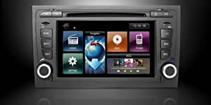 OTTONAVI Audi A4 03-11 Dynavin D99 Android In Dash OEM Replacement DVD GPS Navigation Radio 2003-2011