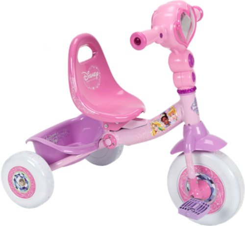 Disney Princess Girls' Folding Tricycle front-101425