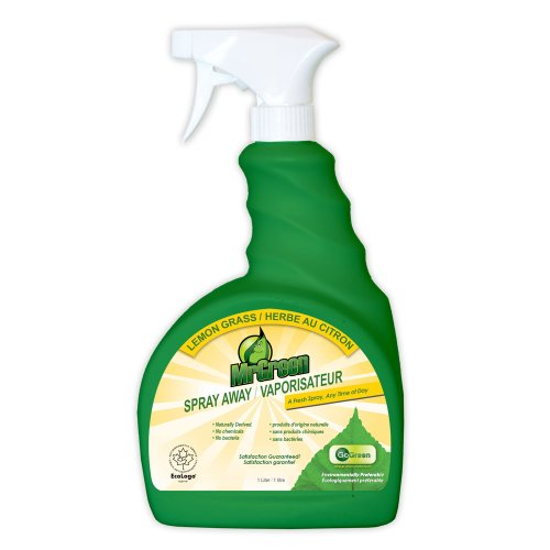 MrGreen Spray Away Odor Eliminator 34 oz