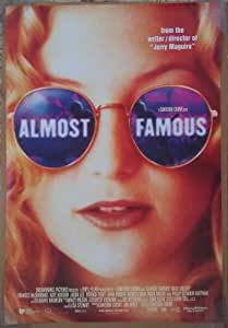 Amazon.com: ALMOST FAMOUS MOVIE POSTER 2 Sided ORIGINAL ...