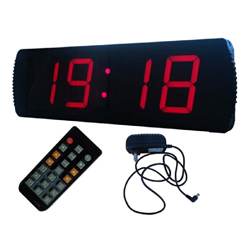 LED Large Digital Clock 4