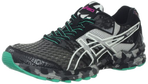 new arrival 07c1c c60c2 ASICS Women s GEL Noosa Tri 8 Running Shoe Storm Lightning Mint 10 5 M US