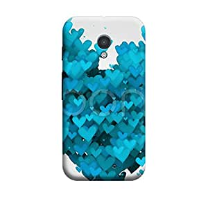 iCover Premium Printed Mobile Back Case Cover With Full protection For Moto X (Designer Case)
