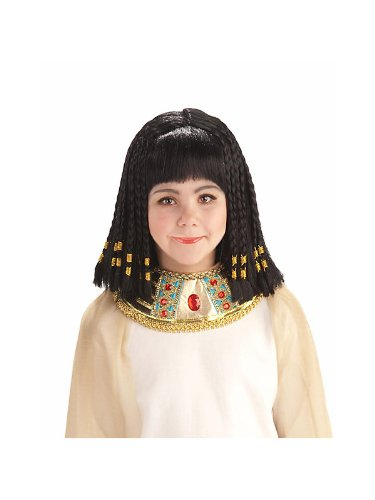 Princess Cleopatra of Egypt Girl Wig