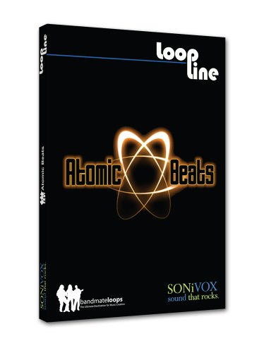 Sonivox Atomic Beats - Dance Drums - Looping Software